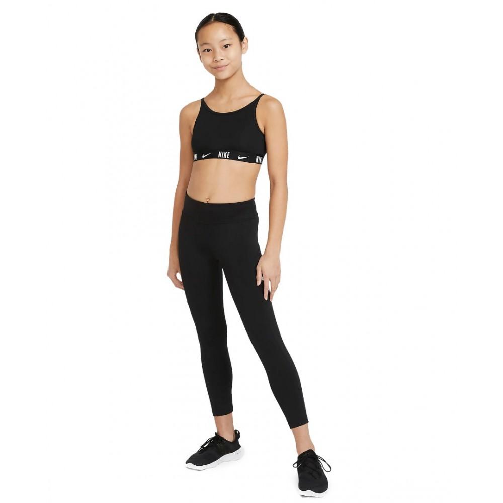 Nike Παιδικό Μπουστάκι μαύρο CU8250-010