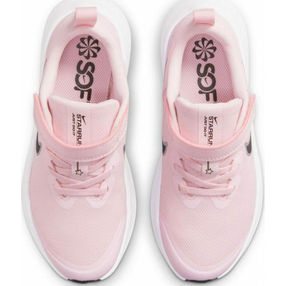 Nike Star Runner 3 Παιδικό Παπούτσι ροζ DA2777-601