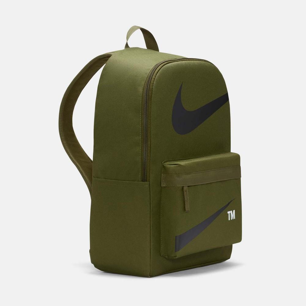 Nike Heritage Τσάντα Πλάτης λαδί DJ7377-326